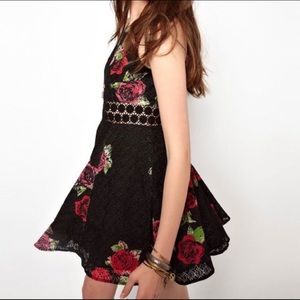 Free People Daisy Waist Dress Size 4